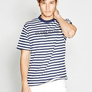 David Reactive Short-Sleeve Tee at Guess