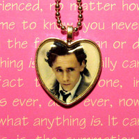 Tom Hiddleston So Sexy Necklace Pendant