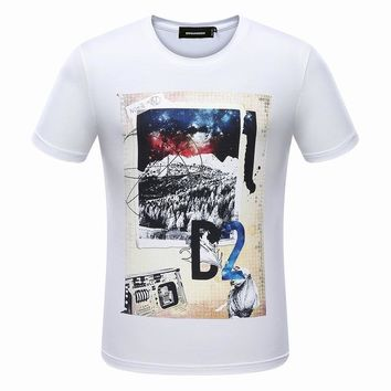 Dsquared2 T-Shirt Top Tee-11