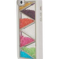 bead-filled-iphone-case WHITEMULTI - GoJane.com
