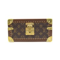 Louis Vuitton Monogram Coffret Tresor 24 Jewelry Case