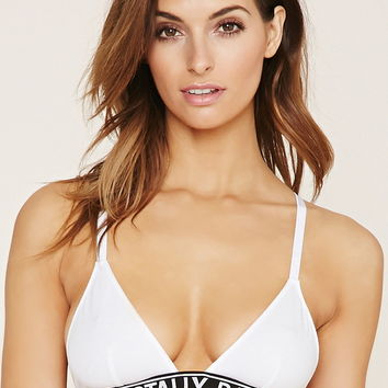 Totally Rad Bralette