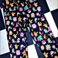 SWEET LORD O'MIGHTY! POKEMON SWEATPANTS