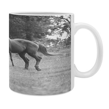 Allyson Johnson Out In The Pasture Coffee Mug
