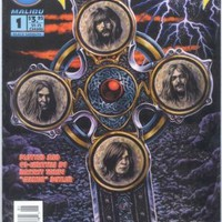 Black Sabbath Comic Ozzy Osbourne (Rock-It Comics, 1)