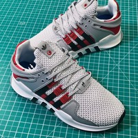 Overkill X Adidas Eqt Support Adv Primeknit 93/16 Grey Sport Running Shoes - Best Online Sale