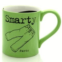 Our Name is Mud Smarty Pants Mug