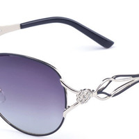 Alloy Multi Polarized Sunglasses