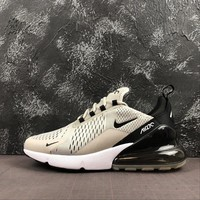 Nike Air Max 270 Sepia Stone Sport Running Shoes - Best Online Sale