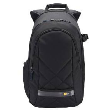 Case Logic Camera Bag with Dual Zipper Closure Black