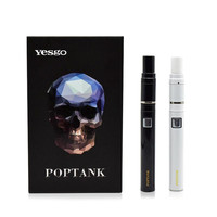 Dry Herb, Oil Electronic Vaporizer with Ceramic Chamber