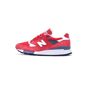 DCCK1IN new balance 998 red white