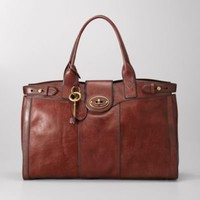 FOSSIL Handbag Collections Vintage Re-Issue: Vintage Re-Issue Weekender ZB5191
