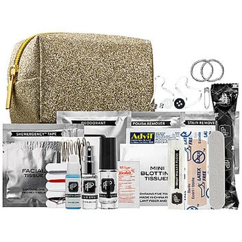 Pinch Provisions Minimergency® Kit For Bridesmaids - Champagne Glitter