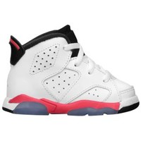 Jordan Retro 6 - Boys' Toddler at Kids Foot Locker