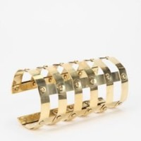 UrbanOutfitters.com > Caged Panther Cuff Bracelet