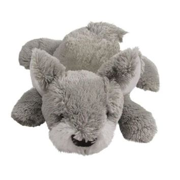 KONG Cozie Buster the Grey Squirrel Dog Toy Medium 1ct