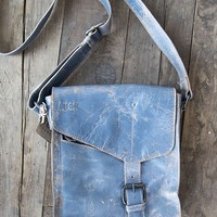 Bed Stu - Venice Beach Bag in Steel Blue Lux