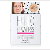 """hello flawless!"" > Benefit Cosmetics"