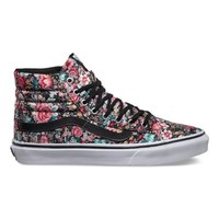 Vans SK8-Hi Slim (black/true white)