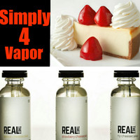 The Real Cheesecake eLiquid eJuice