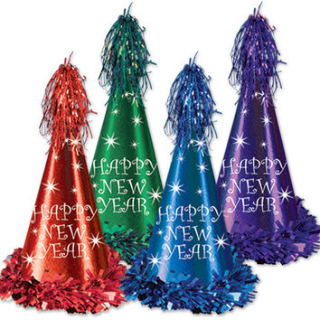 reflections party hats Case of 25