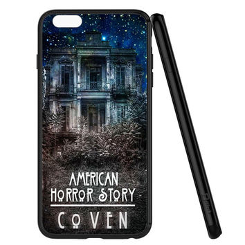 American Horror Story coven In Galaxy iPhone 6 | 6S Case Planetscase.com