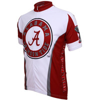 Alabama Crimson Tide NCAA Road Cycling Jersey (Large)