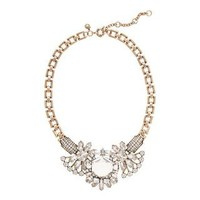 Crystal Crystal compilation necklace - jewelry - Women's new arrivals - J.Crew