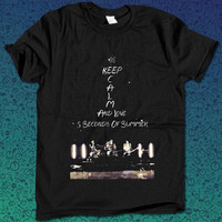 5 Second of Summer  for T Shirt Mens and T Shirt Girls