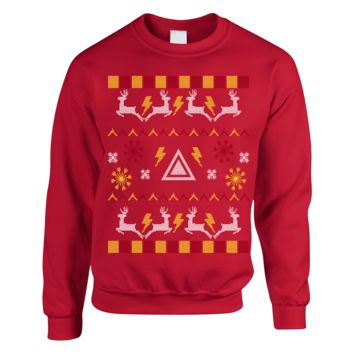 HP Ugly Sweater Design