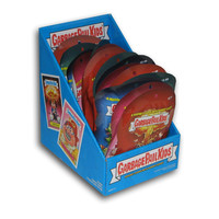 Garbage Pail Kids Magnet Cards With Candy (18 Packs)