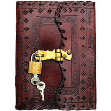 Lock And Key Journal