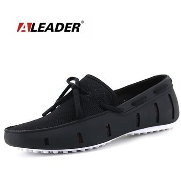 High Quality Mens Loafers Casual Fashion Men Shoes Flats Breathable Men Slip On Driving Shoes  Swims Loafers