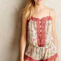 Pamina Laced Romper by Eloise Rose