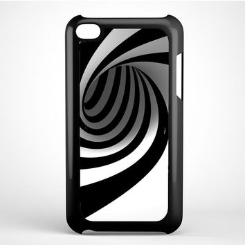 zebra art Ipod Touch 4 Case