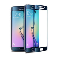 Tempered Glass Screen Protector Clear Case for Samsung Galaxy S6 Edge PLUS S7 Edge Full Protective Film Cover Phone Acessories