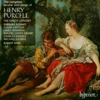 Purcell: The Complete Secular Songs