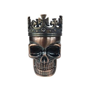 Skull Shaped Herb Grinder
