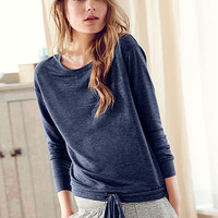 Tie-front Top - Super Soft Knits - Victoria's Secret