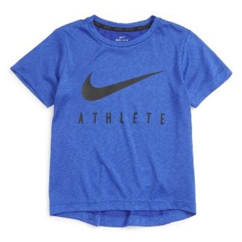 Nike Athlete Dri-FIT Graphic T-Shirt (Toddler Boys & Little Boys) | Nordstrom
