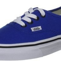 Vans Unisex Authentic Canvas Sneakers