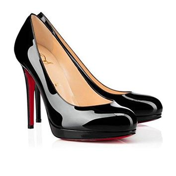 christian,louboutin Classic Fashion High Heels 120 mm