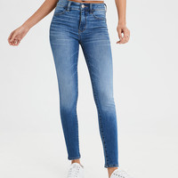 AE Ne(X)t Level High Waisted Jegging, Fresh Bright