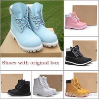 """Timberland Boot"" Men/Women Fashion Boots"