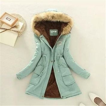 Female Winter Jacket Coats