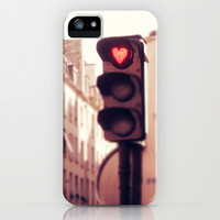 STREET IN LOVE iPhone & iPod Case by Ylenia Pizzetti