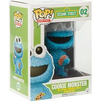 Funko Sesame Street Pop! Cookie Monster Figure