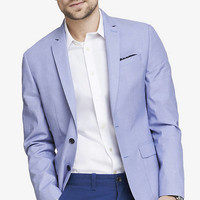 MICRO HOUNDSTOOTH BLAZER from EXPRESS