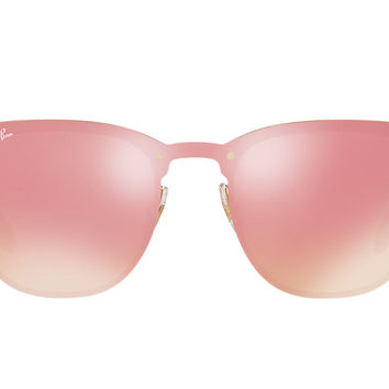 Check out Ray-Ban RB3576N FLAT LENS CLUBMASTER sunglasses from Sunglass Hut http://www.sunglasshut.com/us/8053672763041